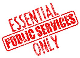 Is Real Estate An Essential Service?